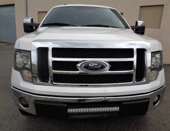 "2012 Ford F-150 2WD SuperCrew 145"" Lariat - cars & trucks - by... for sale in Miami, FL – photo 22"