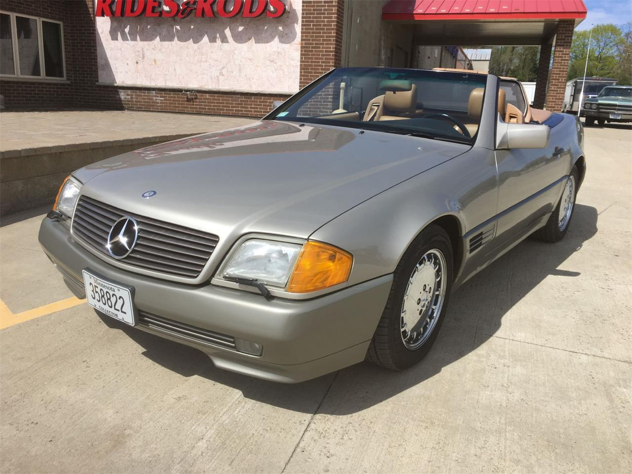 1991 Mercedes-Benz 500 for sale in Annandale, MN ...