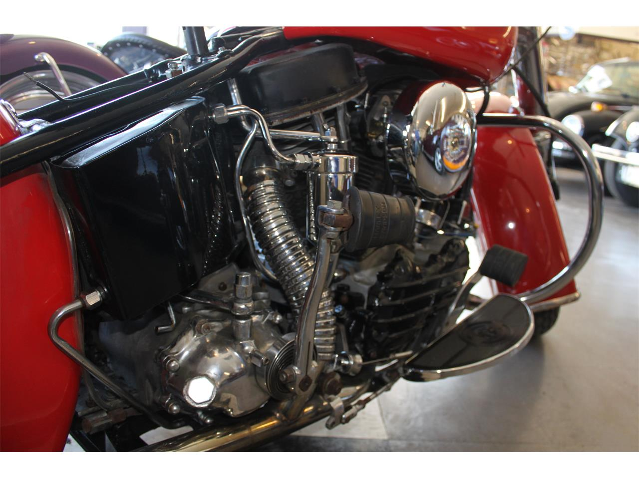 1950 Harley-Davidson Motorcycle for sale in Carnation, WA – photo 17