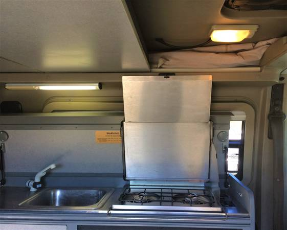 Eurovan Camper 1999 Loaded and Ready to Roll - $39000 for sale in Los Osos, CA – photo 13