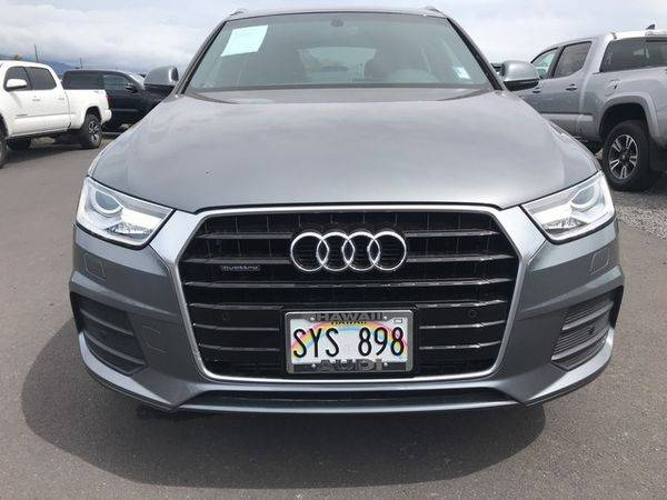 2017 Audi Q3 Premium Plus BAD CREDIT OK !! for sale in Kihei, HI – photo 8