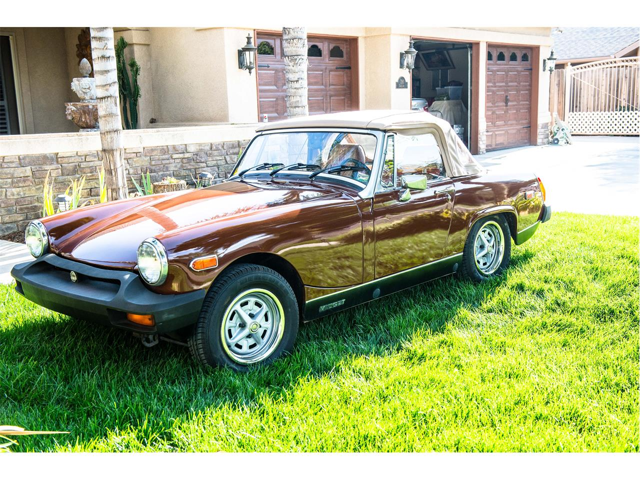 1978 MG Midget for sale in EXETER, CA – photo 8