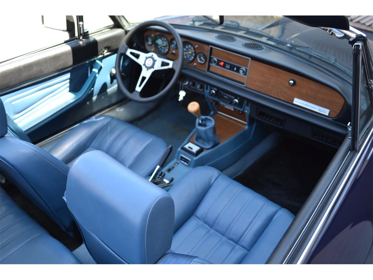 1981 Fiat Spider for sale in Barrington, IL – photo 26