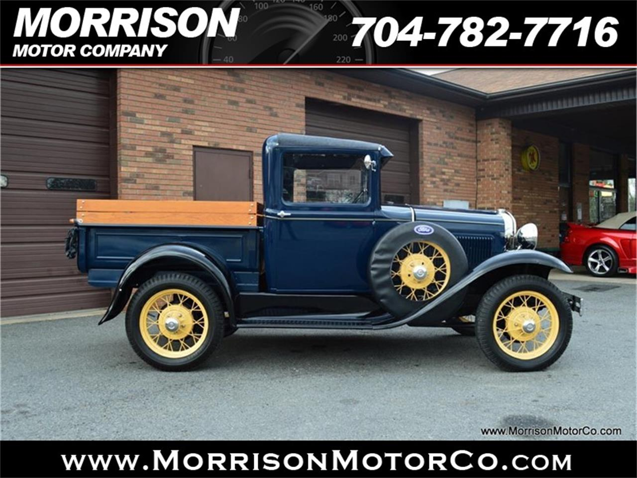 1931 Ford Model A for sale in Concord, NC – photo 12