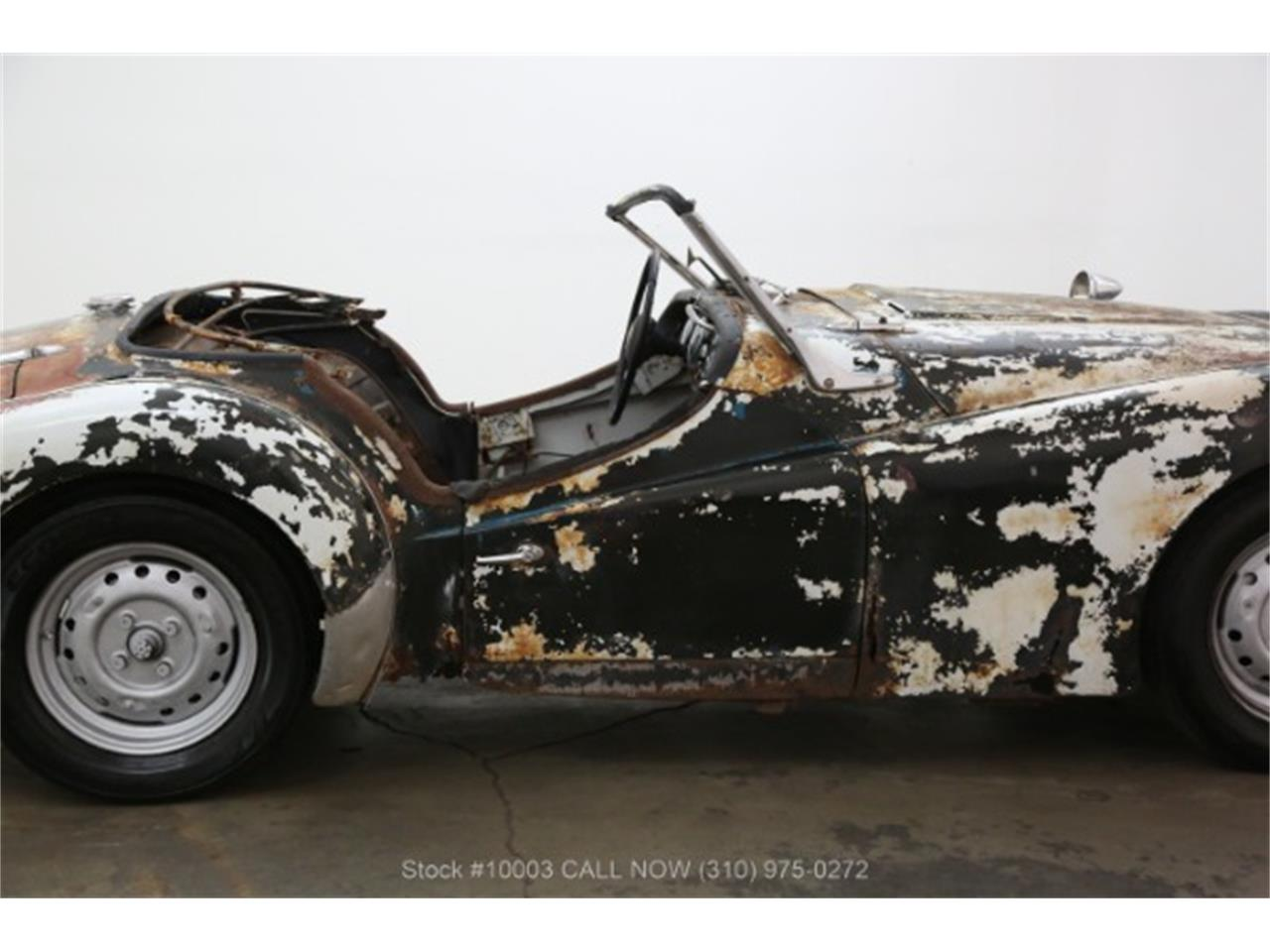 1960 Triumph TR3A for sale in Beverly Hills, CA – photo 12