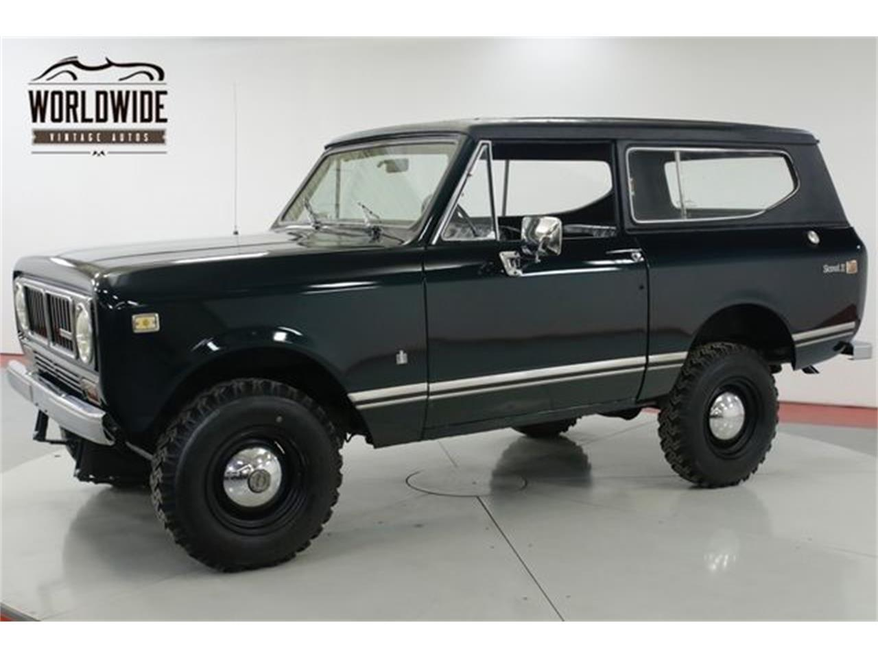1973 International Scout for sale in Denver , CO