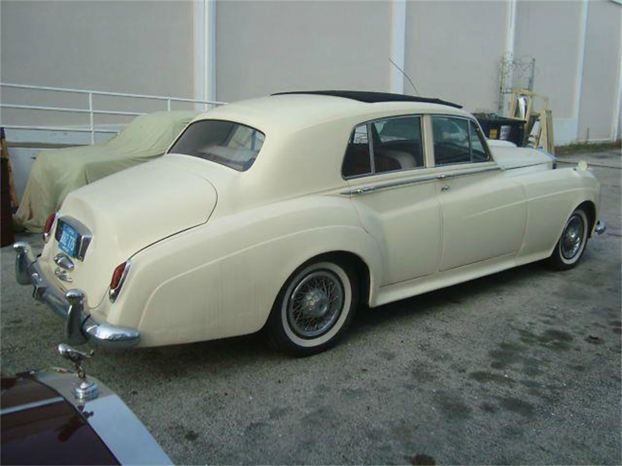 1961 Rolls-Royce Silver Cloud II for sale in Fort Lauderdale, FL – photo 2