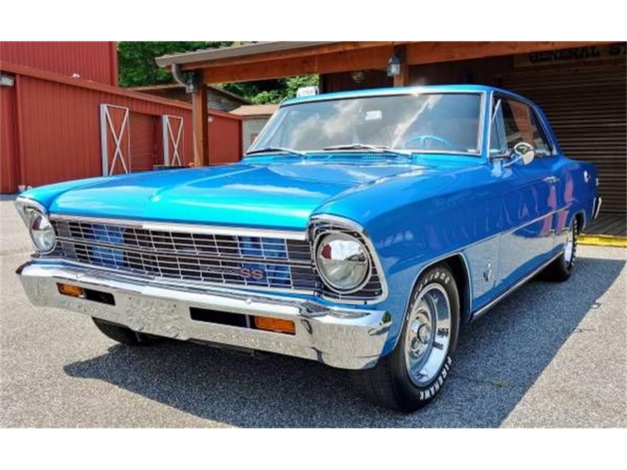 1967 Chevrolet Chevy II for sale in Cadillac, MI