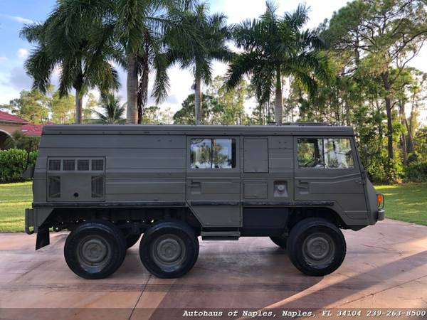 1977 Steyr Puch Pinzgauer 712K 6x6 Hard top! Very rare, Hard to find v for sale in Naples, FL – photo 2