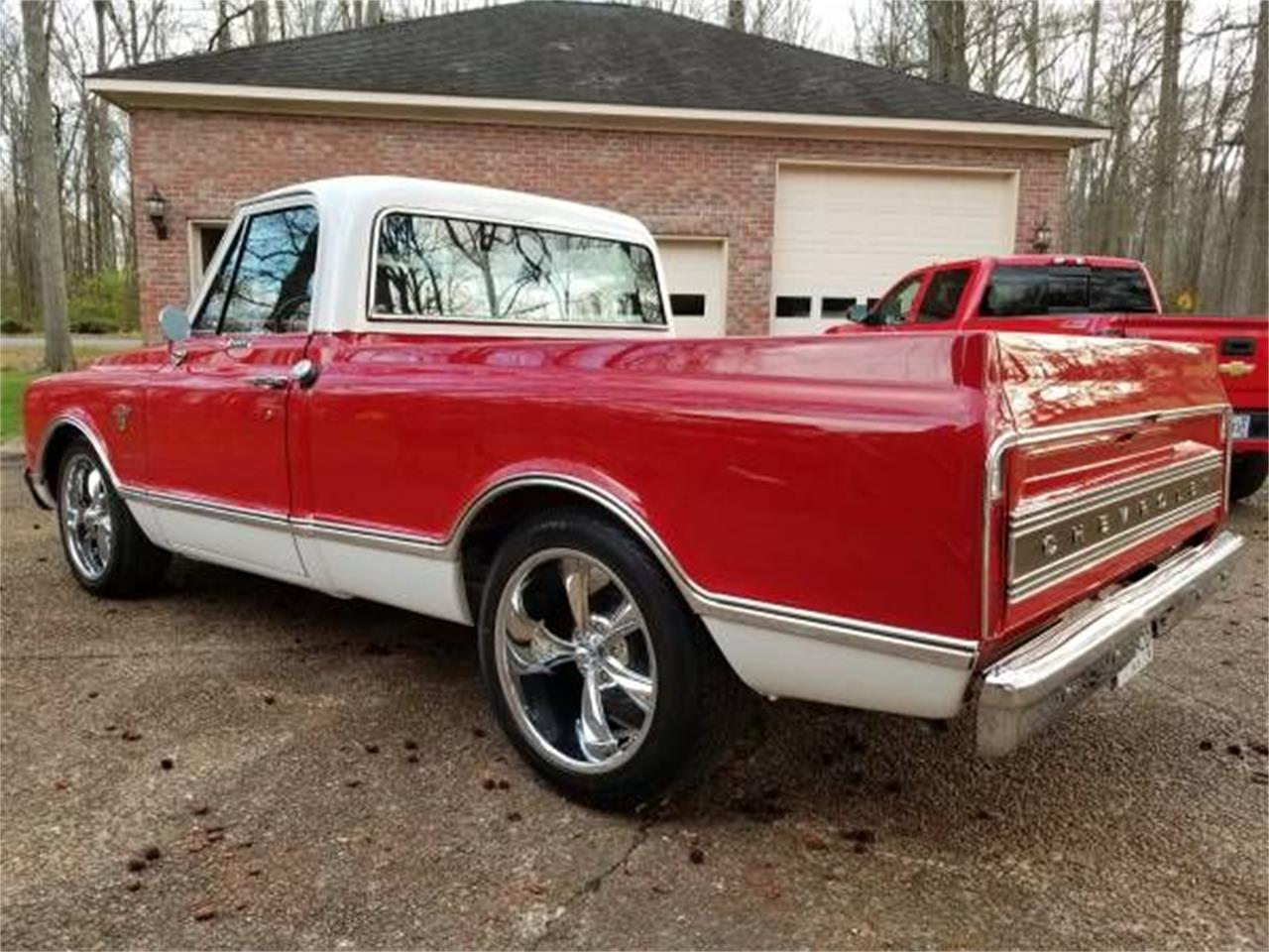 1968 Chevrolet C10 for sale in Cadillac, MI – photo 12