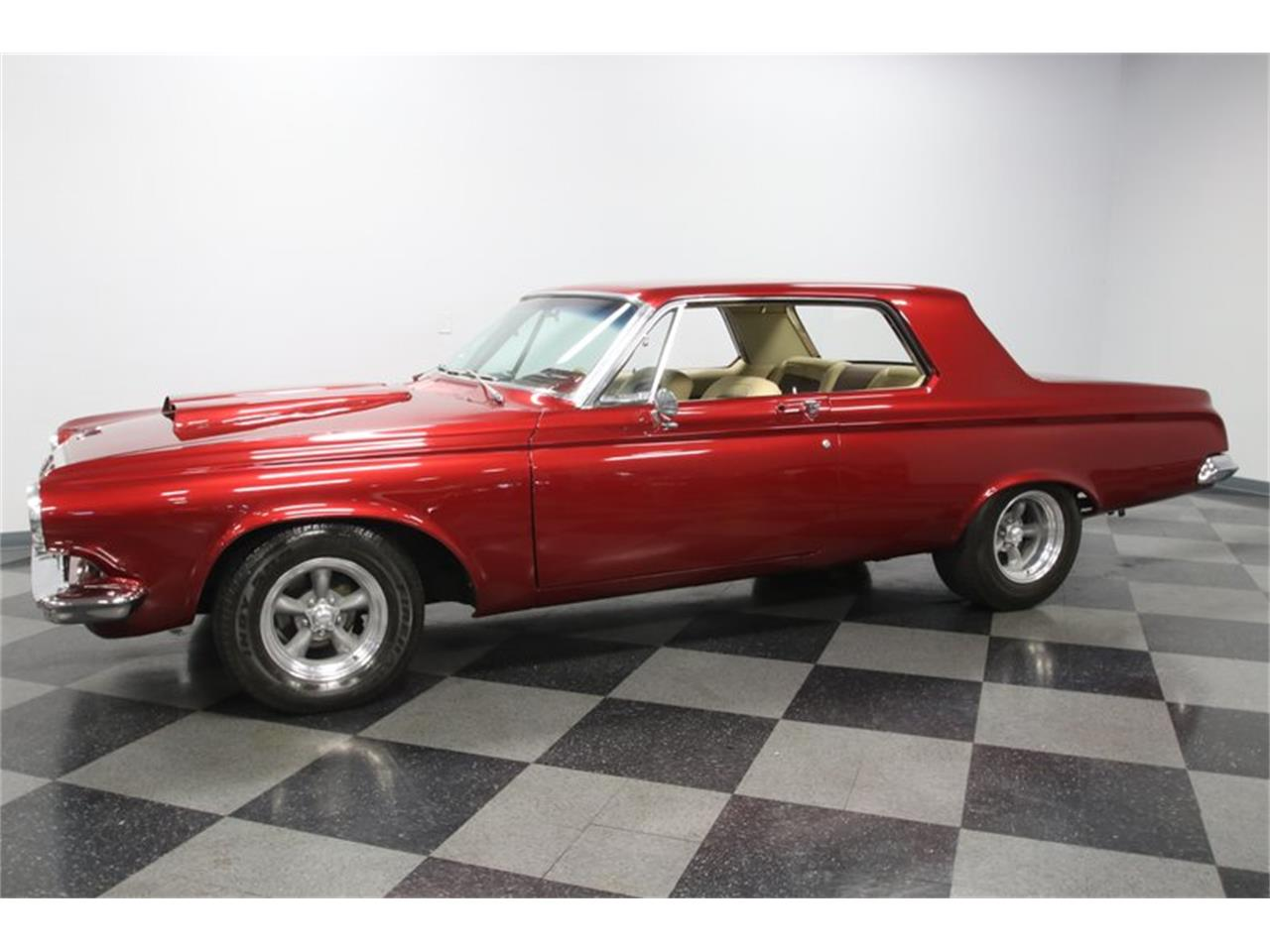 Hedman Headers for 1966-1967 Dodge Polara
