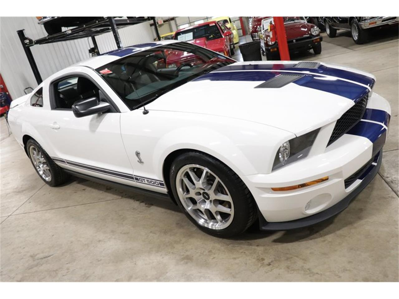 2008 Shelby GT500 for sale in Kentwood, MI – photo 100