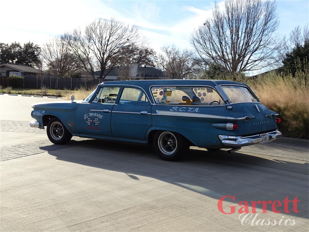 1961 Plymouth Belvedere for sale in Lewisville, TX – photo 3