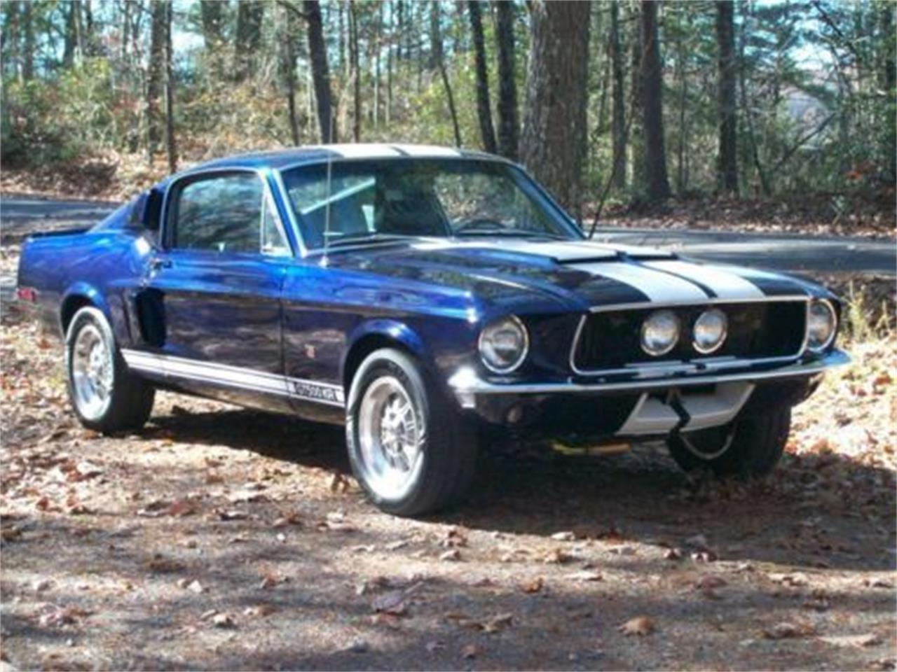 68 Fastback Mustang >> 1968 Ford Mustang For Sale In Cadillac Mi Classiccarsbay Com