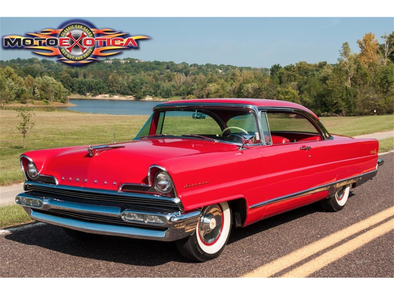 1956 Lincoln Premiere for sale in St. Louis, MO – photo 3