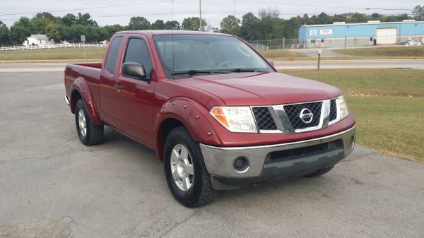 2006 Nissan Frontier King Cab Se 4x4 4 0 V6 6 Speed Manual Guide