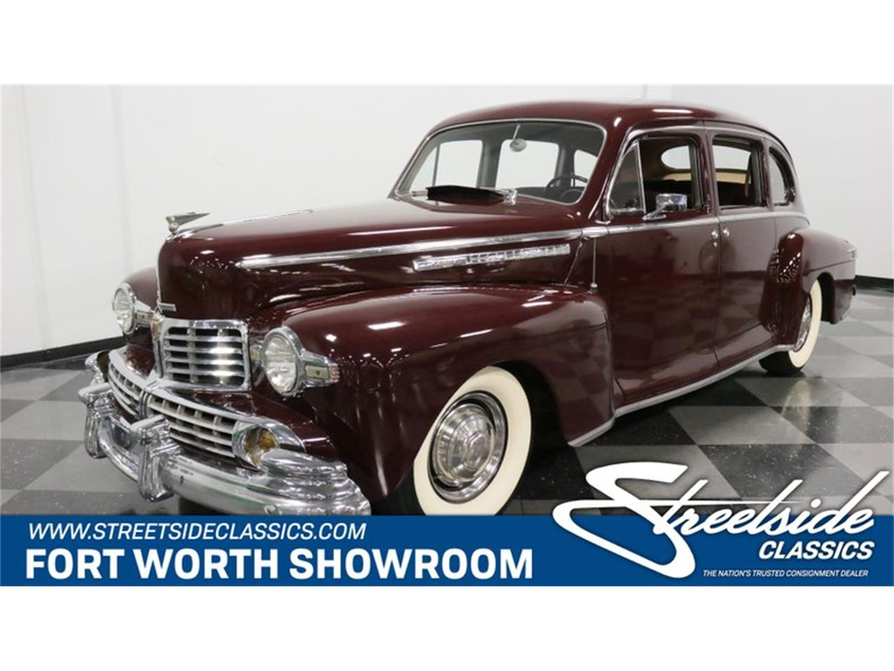 1946 Lincoln Zephyr for sale in Ft Worth, TX