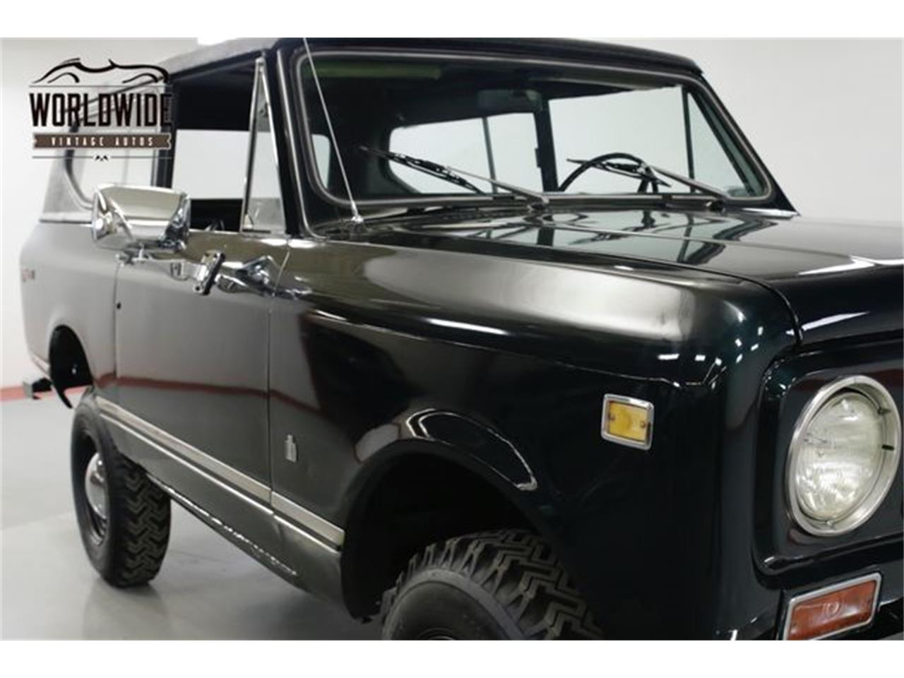 1973 International Scout for sale in Denver , CO – photo 16