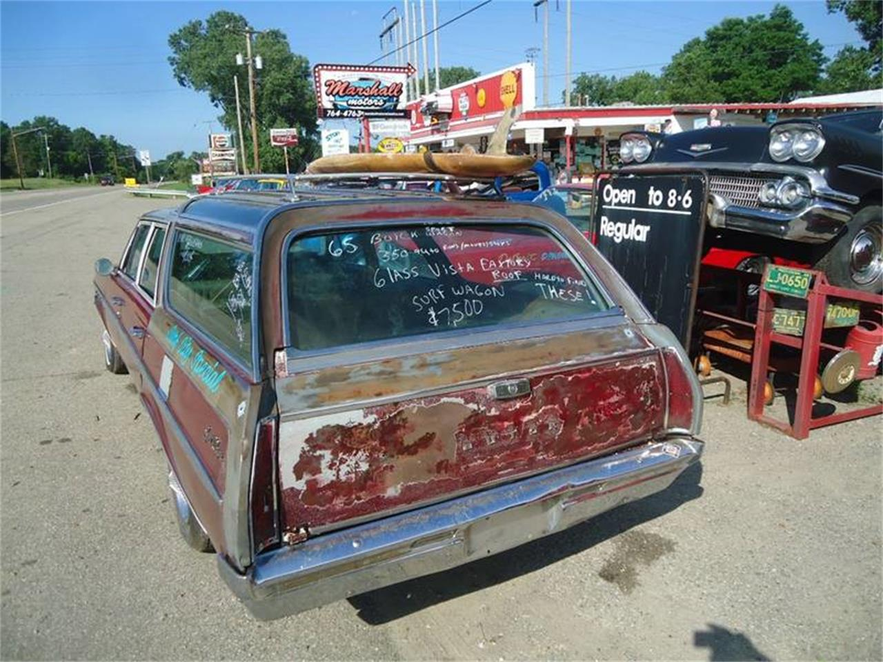 1965 sport wagon glass roof buick for sale in Jackson, MI – photo 13