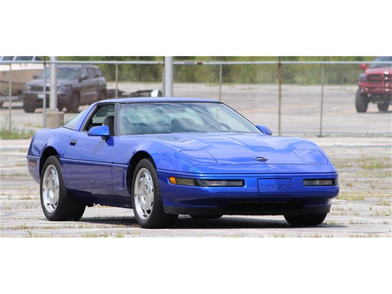 1995 Chevrolet Corvette for sale in Alsip, IL – photo 71
