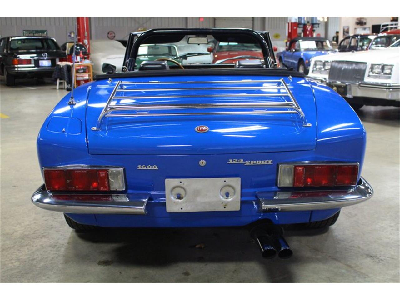 1972 Fiat Spider for sale in Kentwood, MI – photo 4