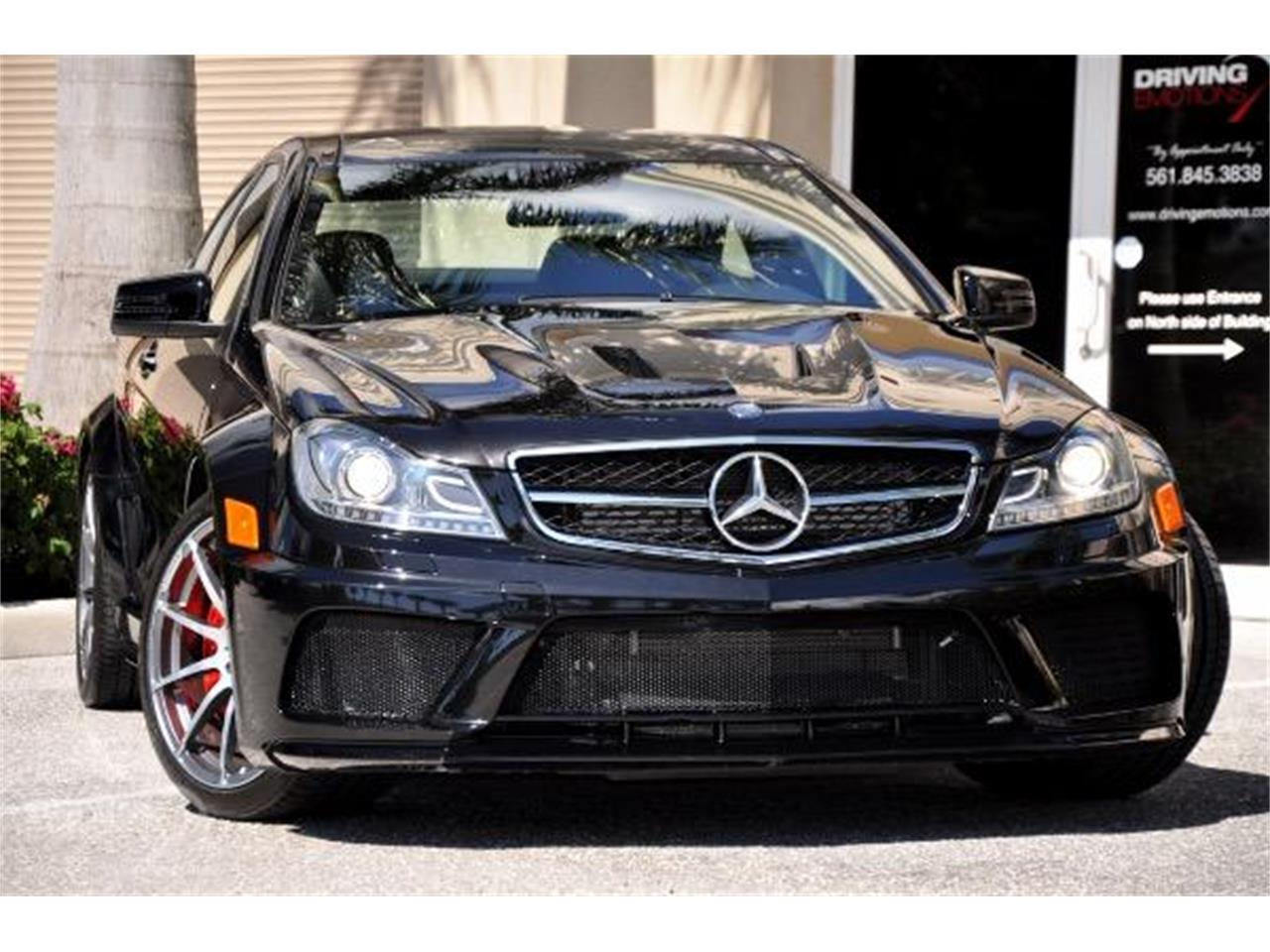 2013 Mercedes-Benz C63 AMG for sale in West Palm Beach, FL – photo 5