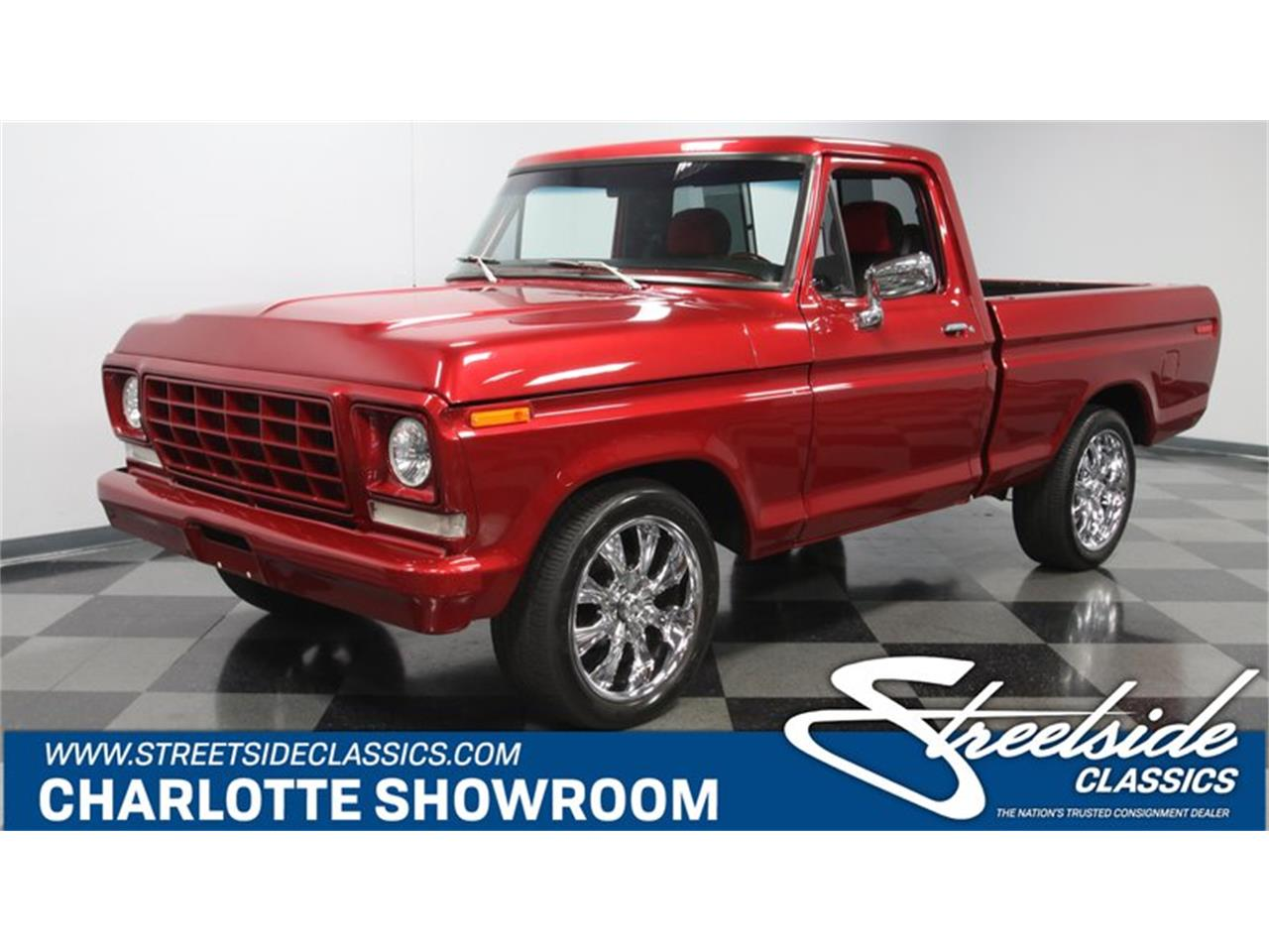 1978 Ford F100 for sale in Concord, NC