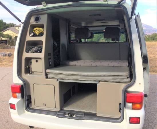 Eurovan Camper 1999 Loaded and Ready to Roll - $39000 for sale in Los Osos, CA – photo 8