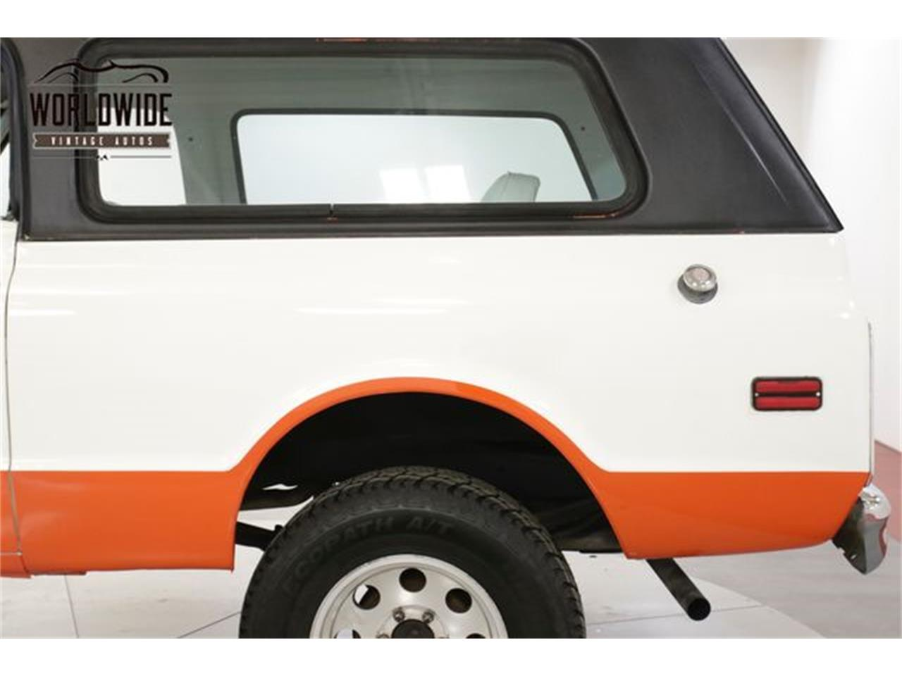 1969 Chevrolet Blazer for sale in Denver , CO – photo 11