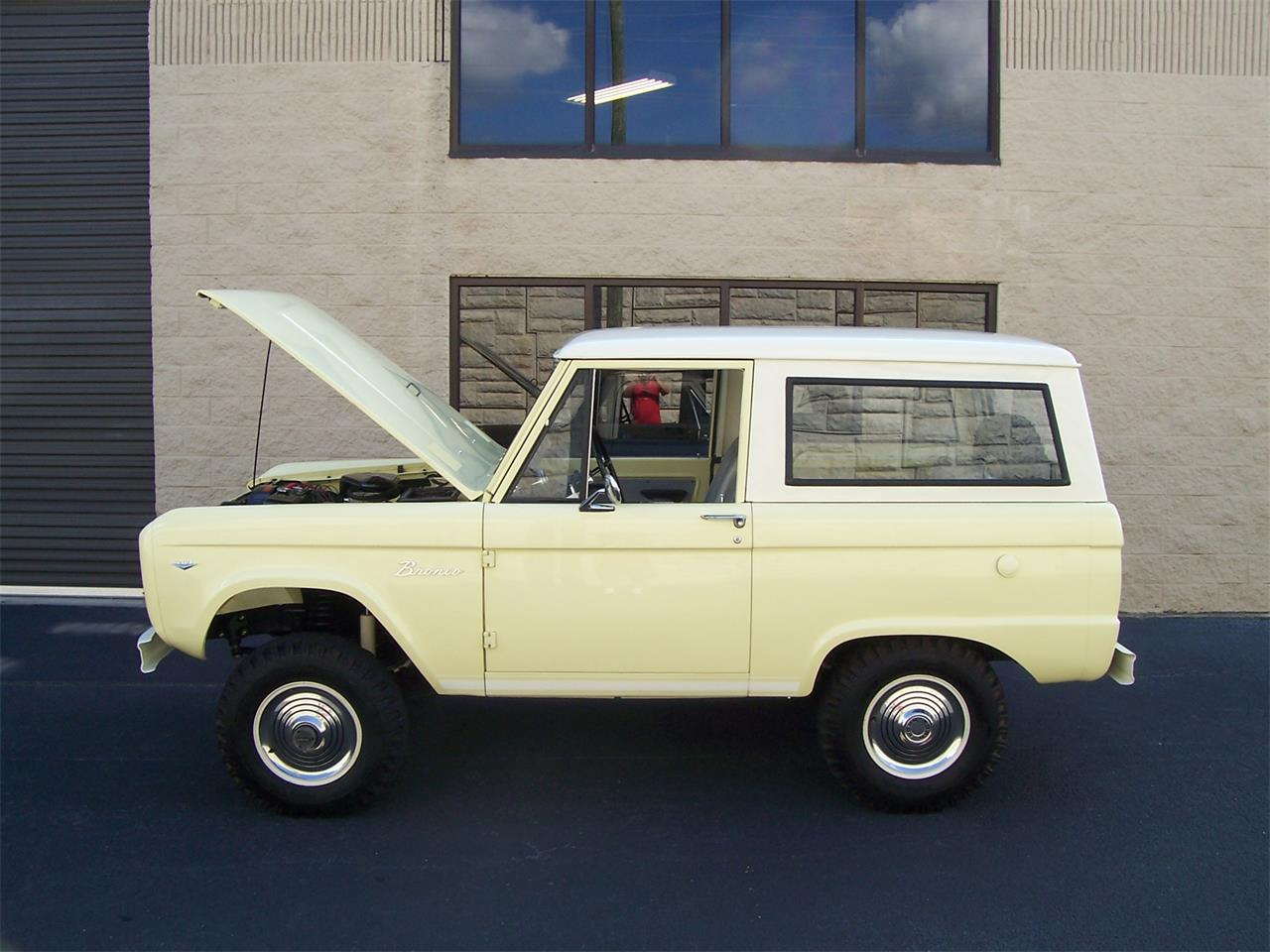1966 Ford Bronco for sale in Alpharetta, GA – photo 63