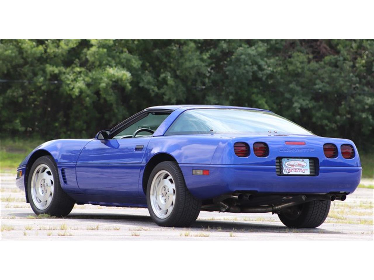 1995 Chevrolet Corvette for sale in Alsip, IL – photo 91