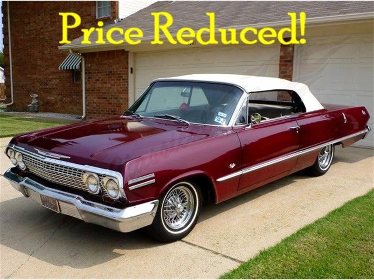 Kelebihan Kekurangan Impala 1963 Spesifikasi