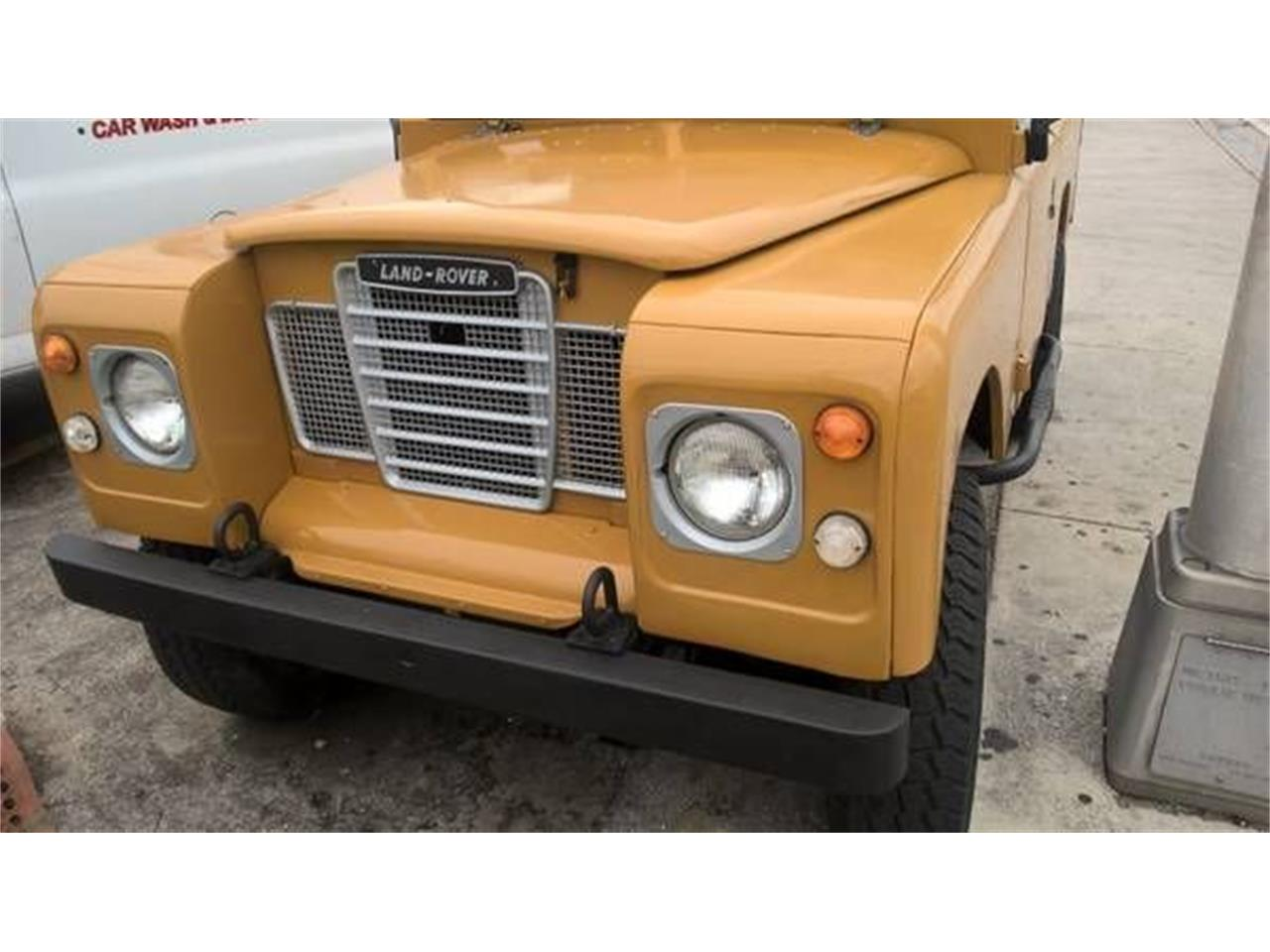 1974 Land Rover Series IIA for sale in Cadillac, MI – photo 8