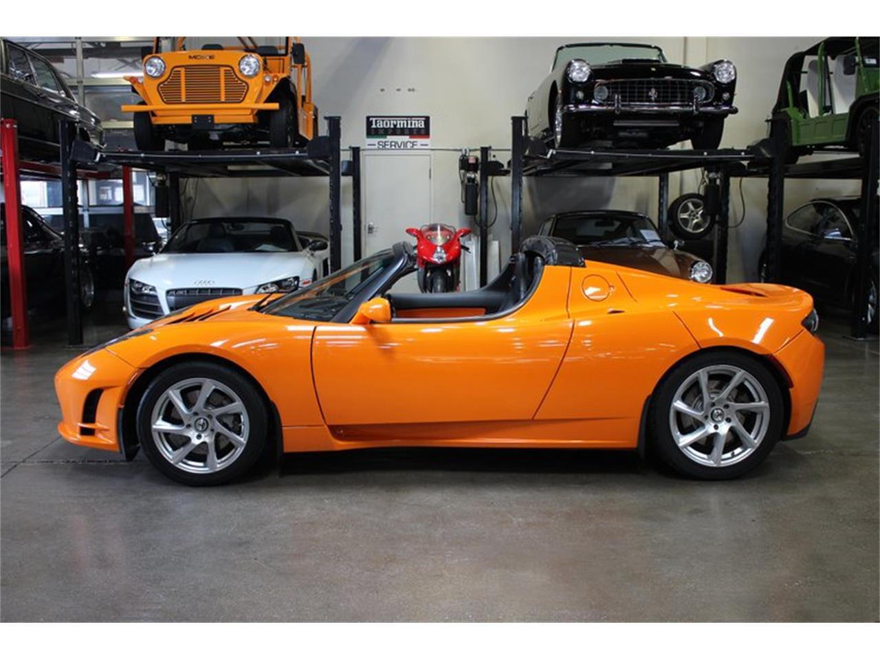 2011 Tesla Roadster for sale in San Carlos, CA ...
