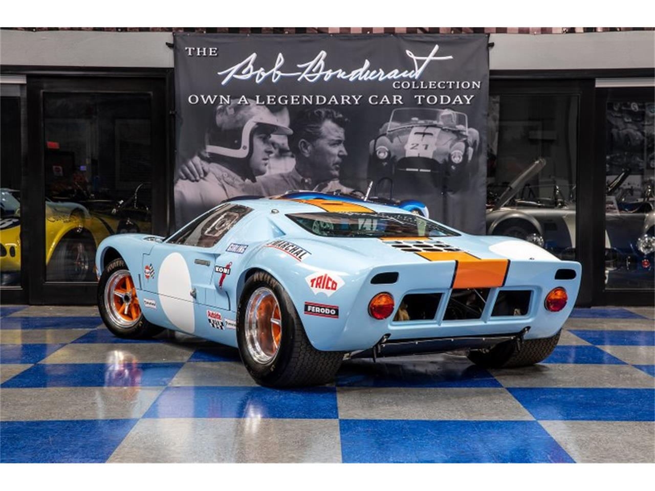 1965 GT40 Superformance MKI for sale in Irvine, CA – photo 3