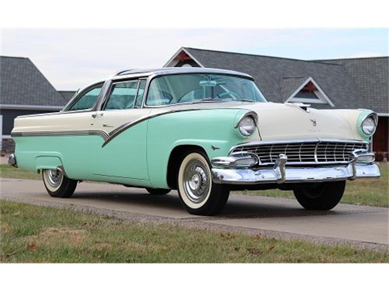 1956 Ford Crown Victoria for sale in Cadillac, MI – photo 7