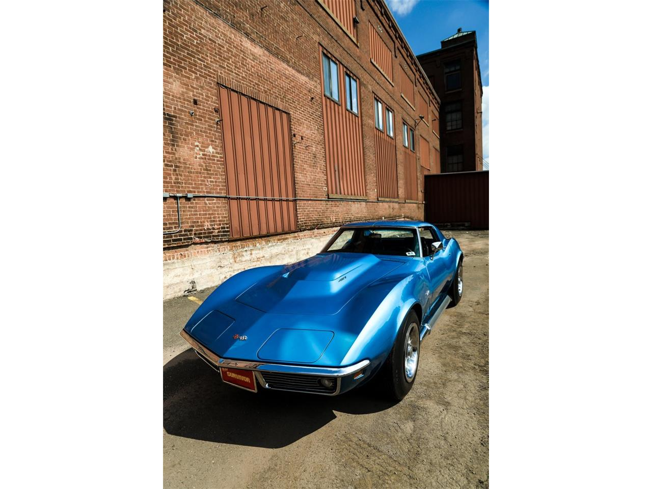 1969 Chevrolet Corvette for sale in Wallingford, CT – photo 29