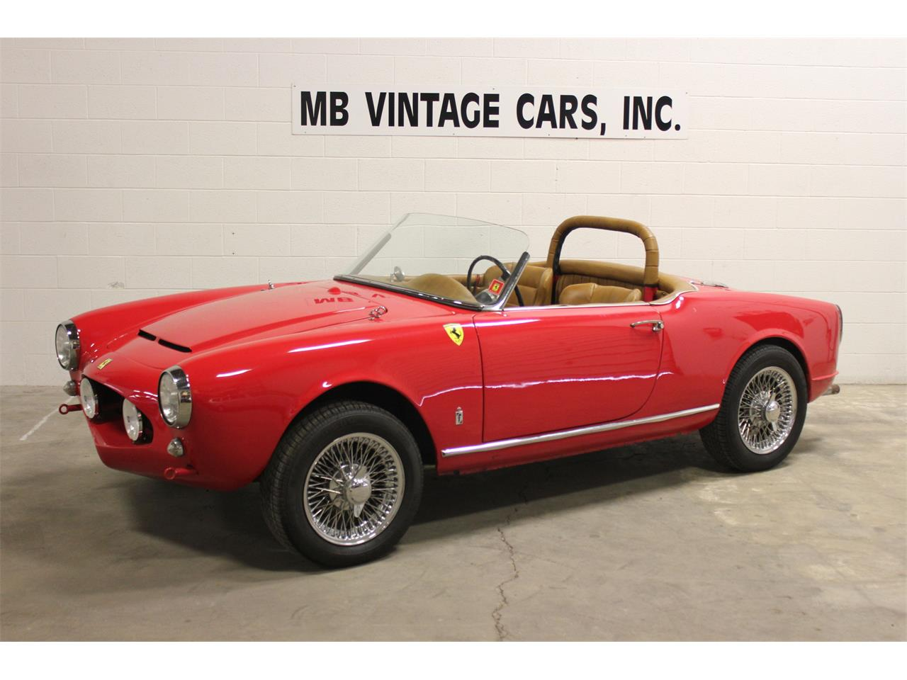1966 Alfa Romeo Giulietta Spider for sale in Cleveland, OH
