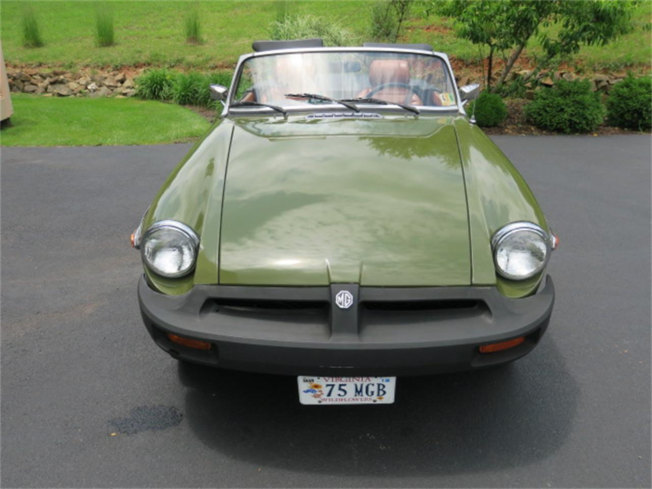1975 MG MGB for sale in Leesburg, VA – photo 7