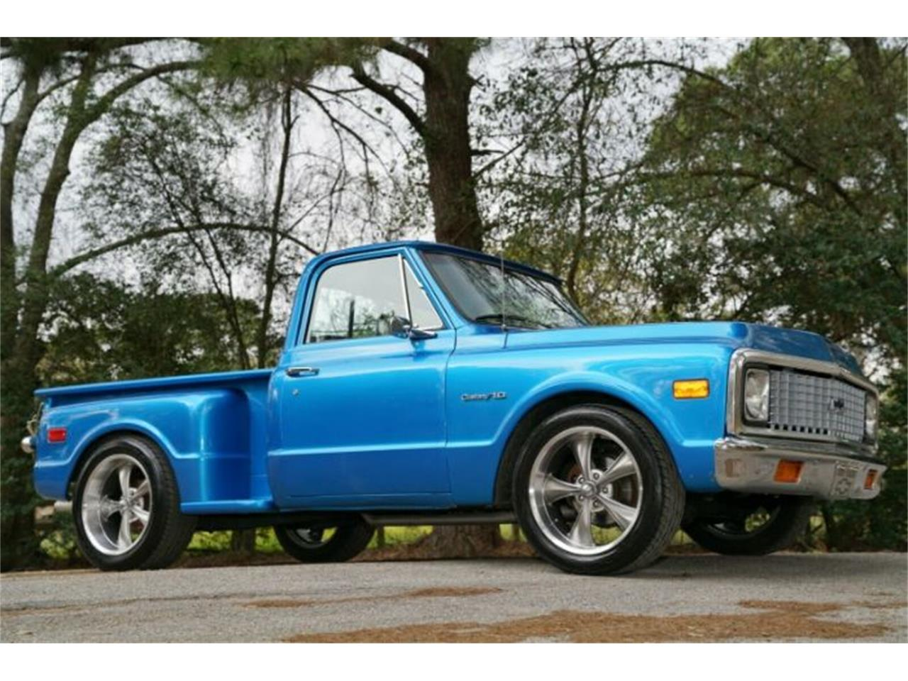 1971 Chevrolet C10 for sale in Cadillac, MI – photo 2