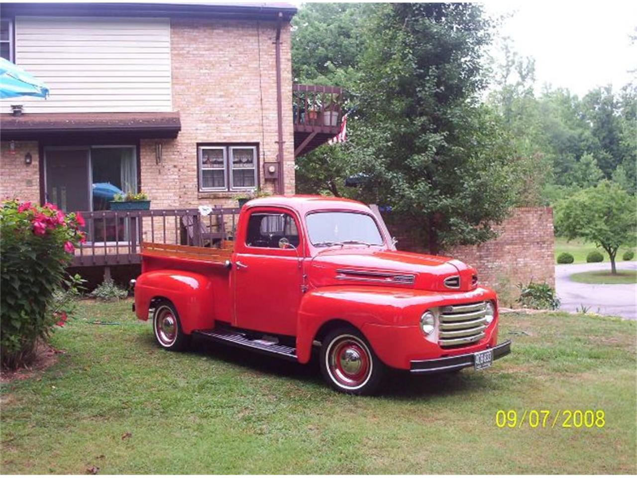 1950 Ford Pickup for sale in Cadillac, MI – photo 4