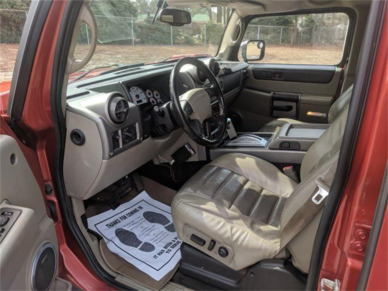 2003 Hummer H2 for sale in Hope Mills, NC – photo 17