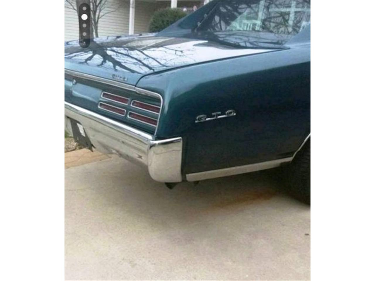 1967 Pontiac GTO for sale in Cadillac, MI – photo 9