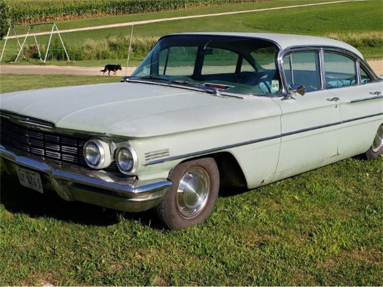 1960 Oldsmobile Super 88 for sale in Cadillac, MI