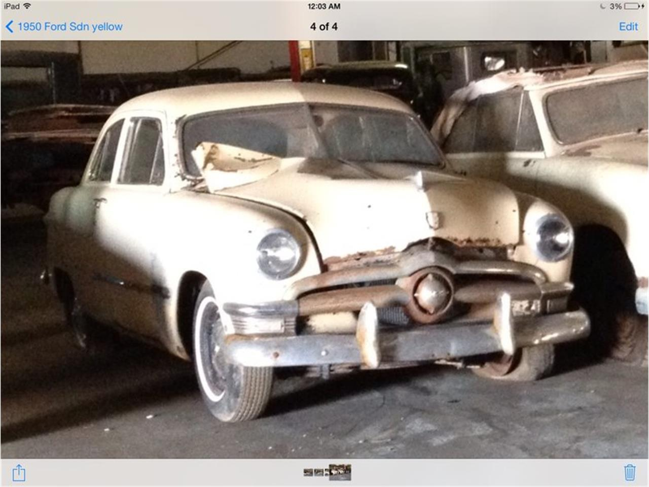 1950 Ford 2-Dr Sedan for sale in Morgantown, PA