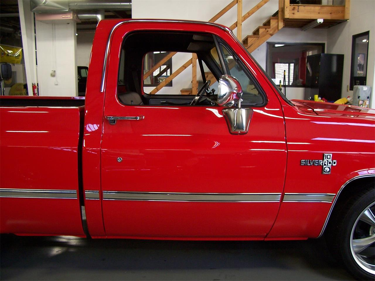 1985 Chevrolet C/K 10 for sale in Alpharetta, GA – photo 22