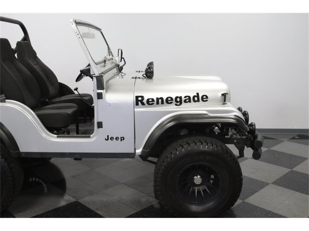1971 Jeep CJ5 for sale in Concord, NC – photo 37