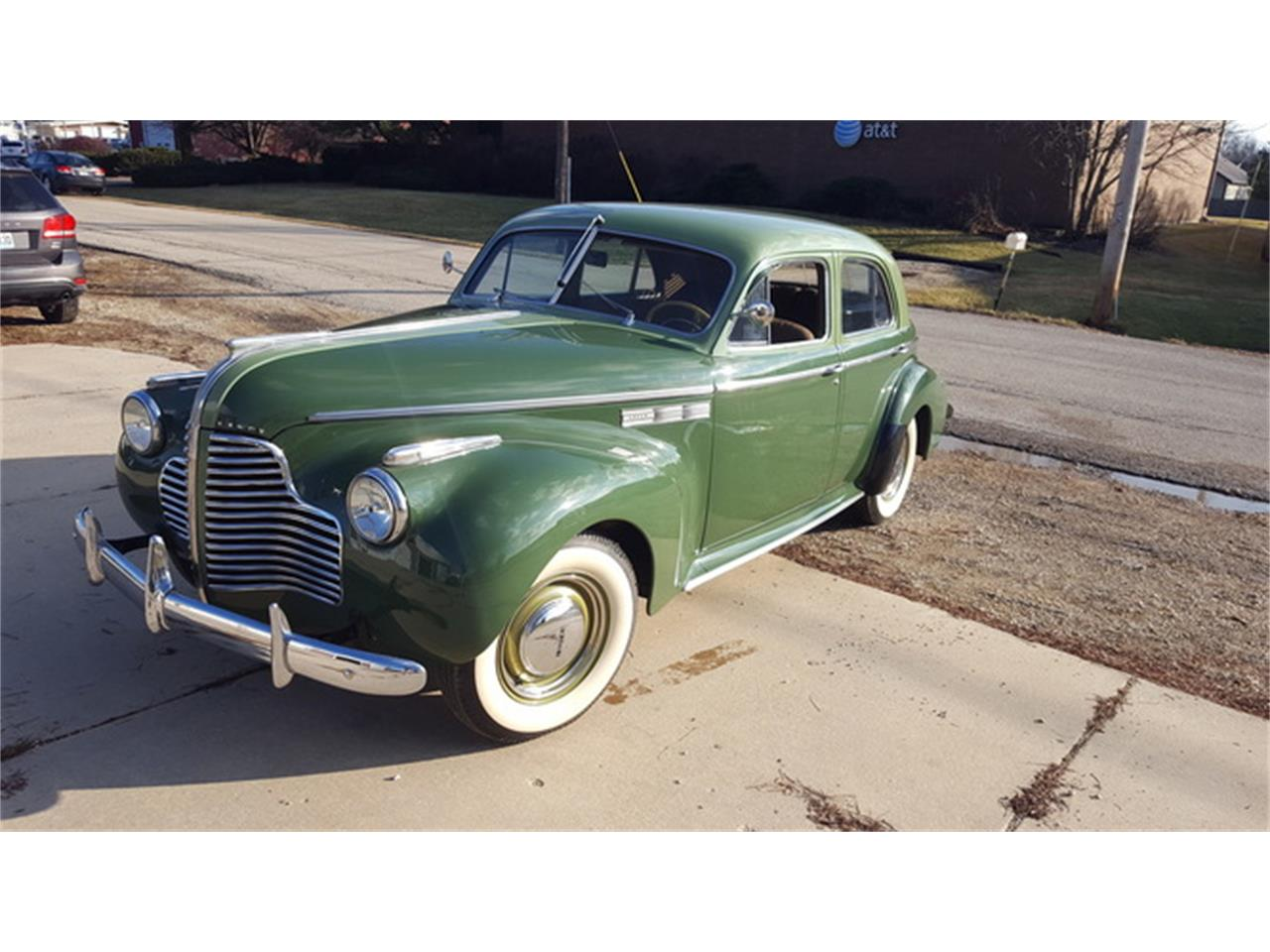 1940 Buick Special for sale in St. Charles, IL