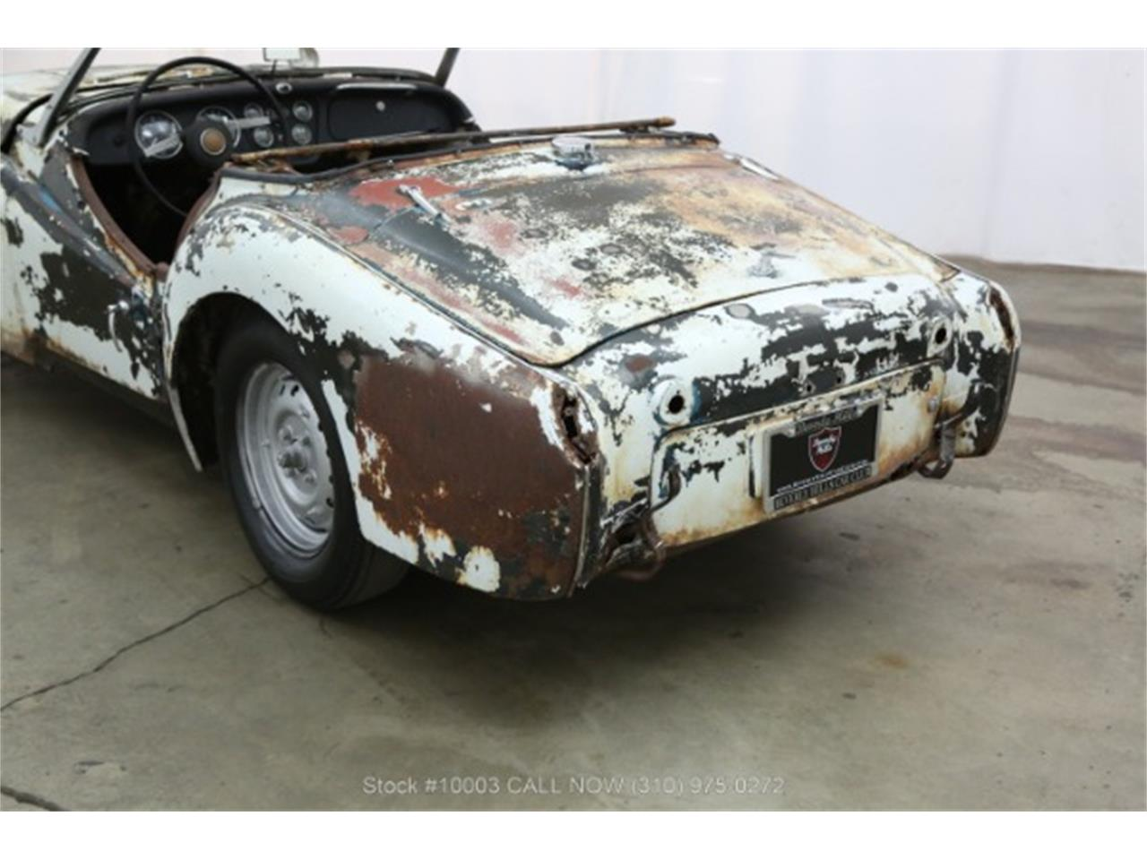 1960 Triumph TR3A for sale in Beverly Hills, CA – photo 20