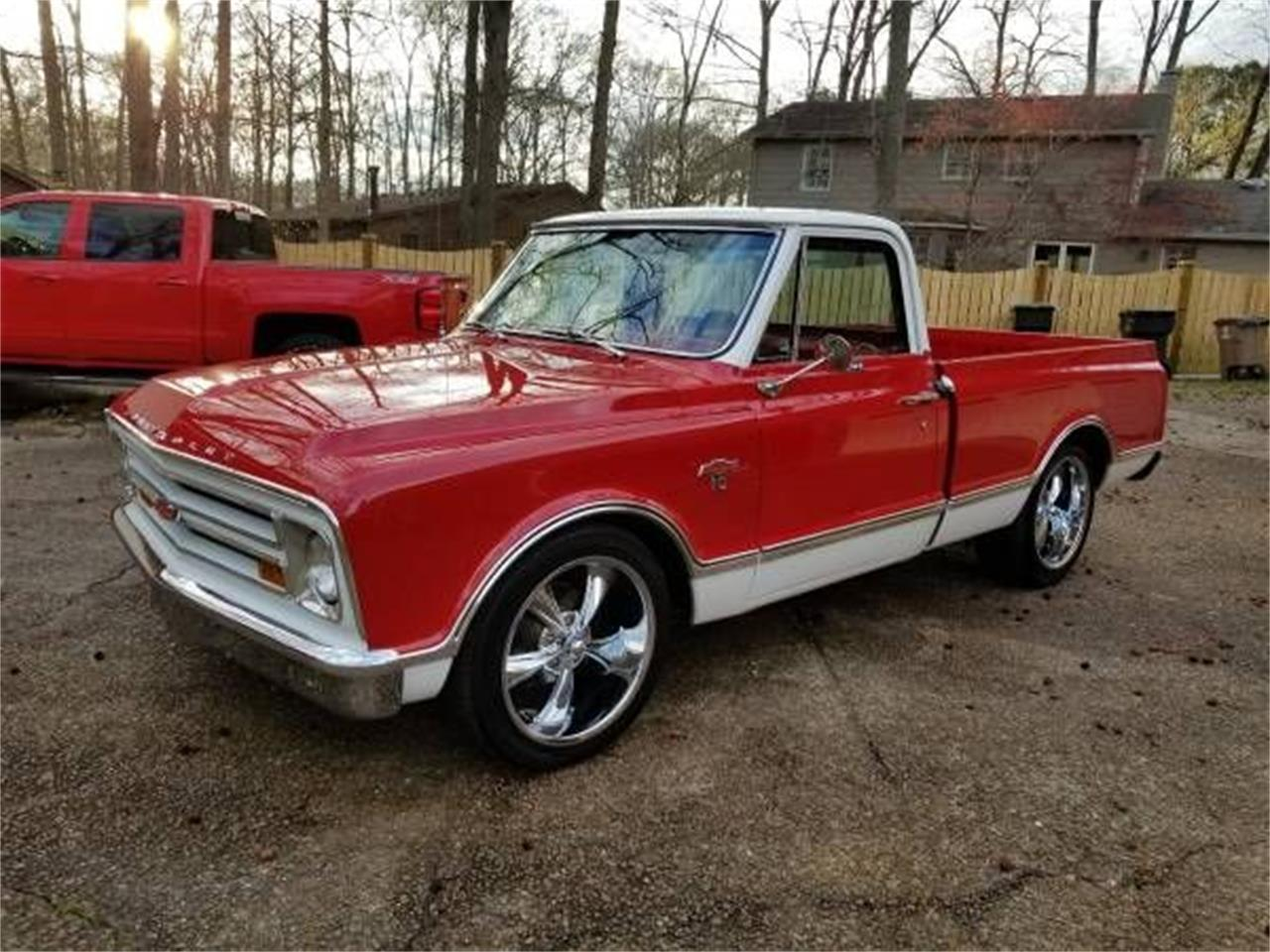 1968 Chevrolet C10 for sale in Cadillac, MI – photo 11